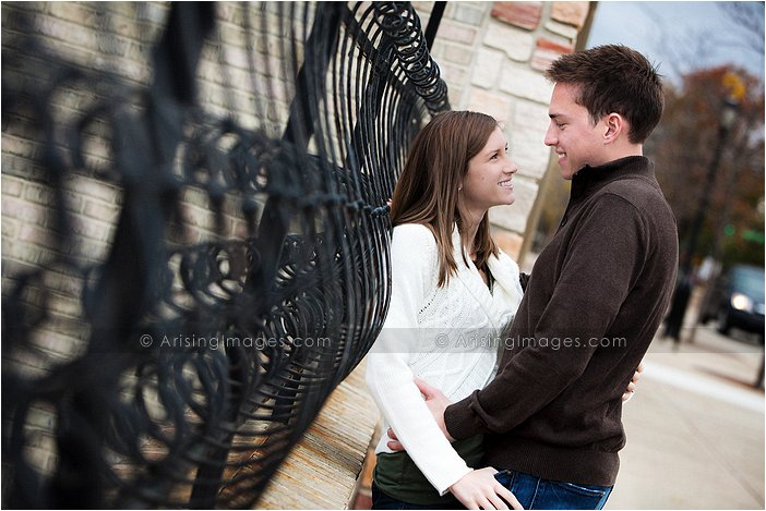 best engagement photography livonia mi