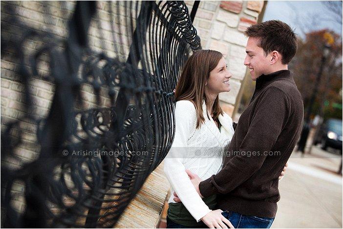 best engagement photography livonia mi