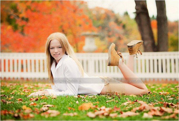 cranbrook senior photography mi