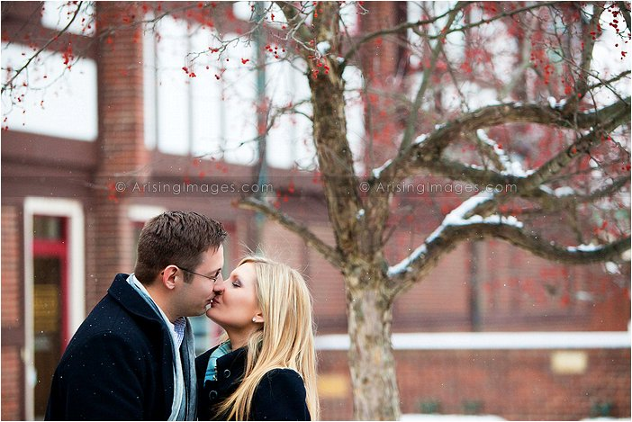 photography studio for engagement pics in southeast mi