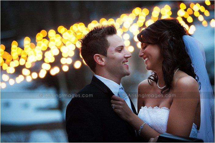 creative and unique wedding pictures in michigan