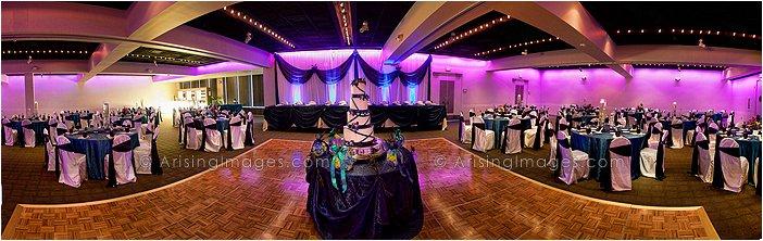 modern venue for michigan wedding reception