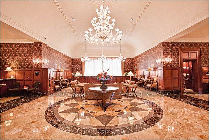 royal park hotel lobby