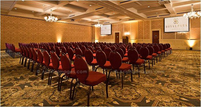 hotel in michigan to have corporate presentation
