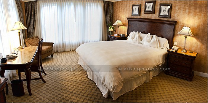 hotel room for corporate traveler in southeastern michigan