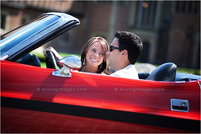 photo studio in rochester mi area for engagement pictures