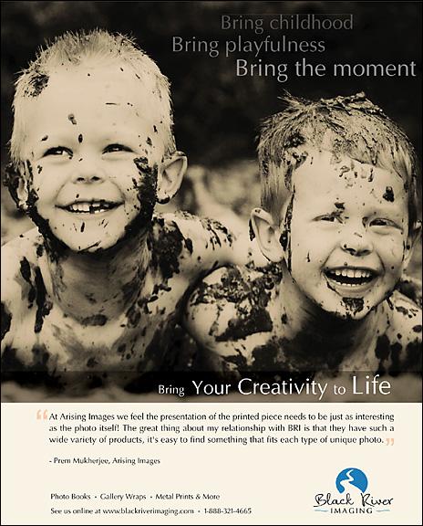 black river imaging ad in PPA magazine