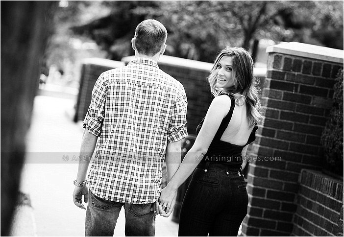 artistic engagement photographer in michigan