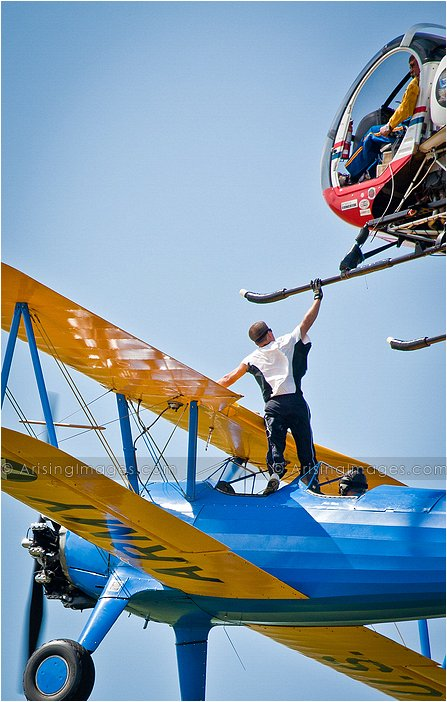 air show stuntman todd green falls