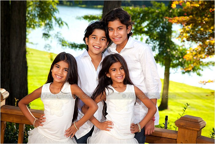 stunning family pictures in michigan