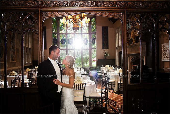beautiful wedding photography in detroit
