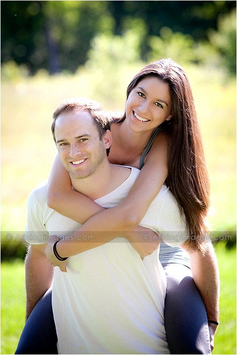 best engagement photography in orion, michigan