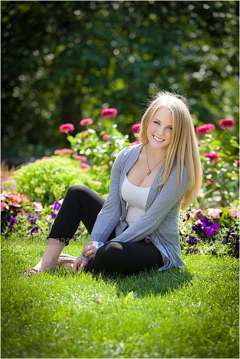 best west bloomfield senior photographer