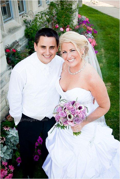 stunning michigan wedding photography