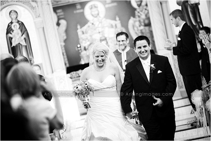 amazing wedding photography at grosse pointe war memorial, michigan