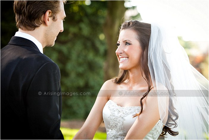 stunning wedding photography in west bloomfield, michigan