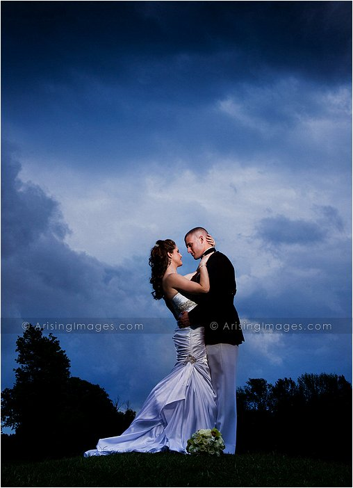 stunning wedding photography in shelby, michigan