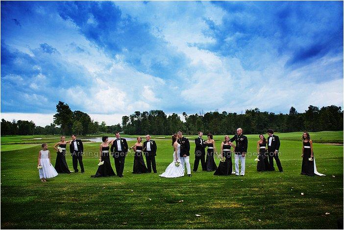 charming shelby township, michigan wedding photography