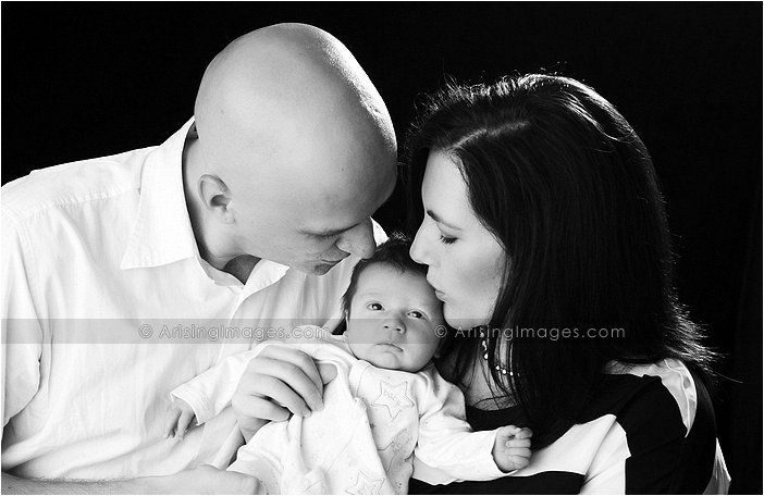 stunning baby photographer in oakland county michigan