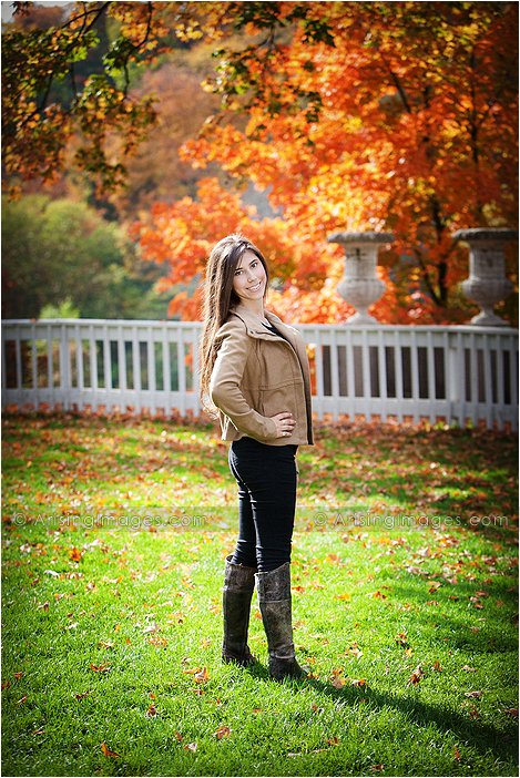 cranbrook's recommended high school senior photographer