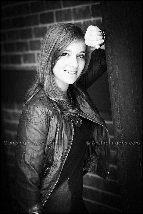 stunning senior photography in michigan