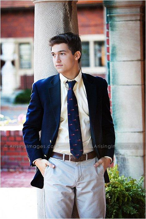creative high school senior photography in detroit, michigan