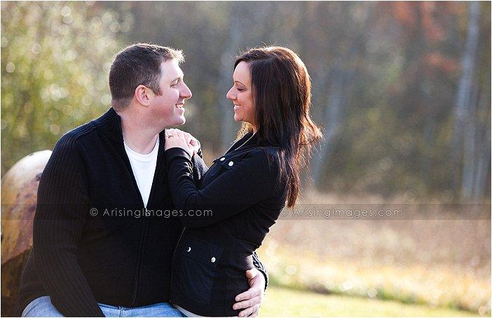 terrific southeast michigan engagement photographer