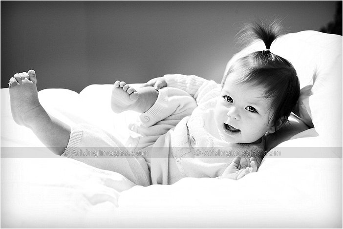 adorable baby photos in rochester, michigan