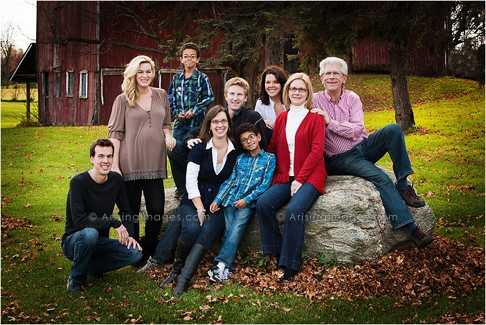 best photographer for family pictures in michigan