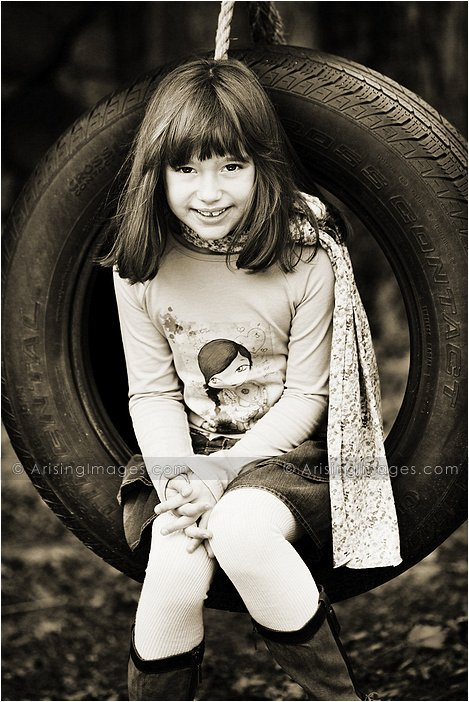 creative photography for family pictures in michigan