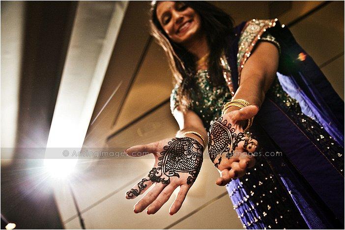 fabulous indian wedding receptions in southeast michigan