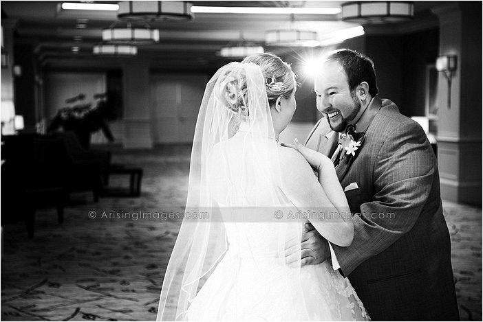 the westin book cadillac wedding photography