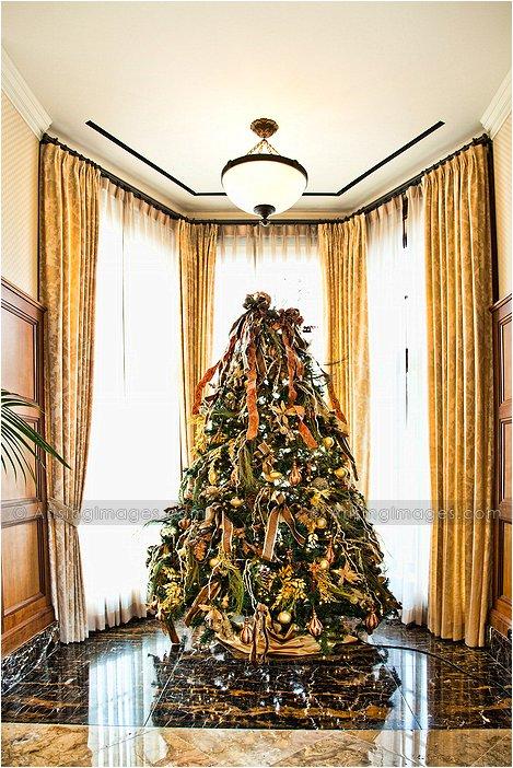 royal park hotel gingerbread house ribbon cutting