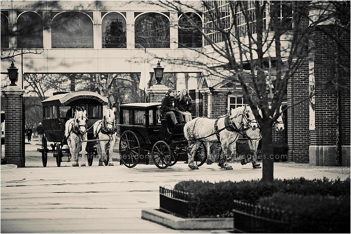 fantastic wedding photography at henry ford museum, MI