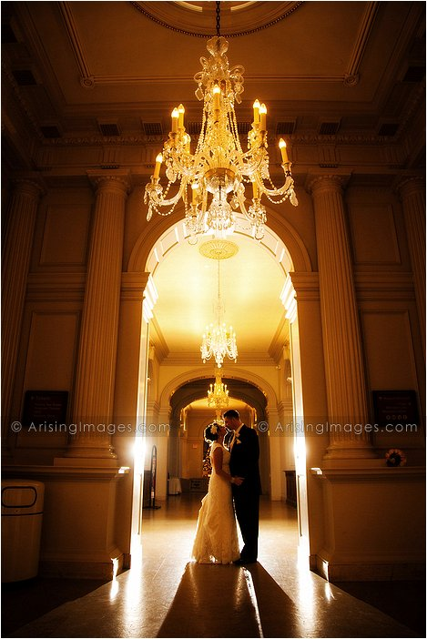 wonderful wedding photography at henry ford museum, MI