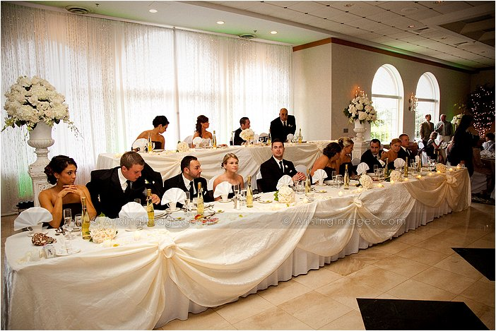Stunning Wedding Photography At Italian American Club Mi