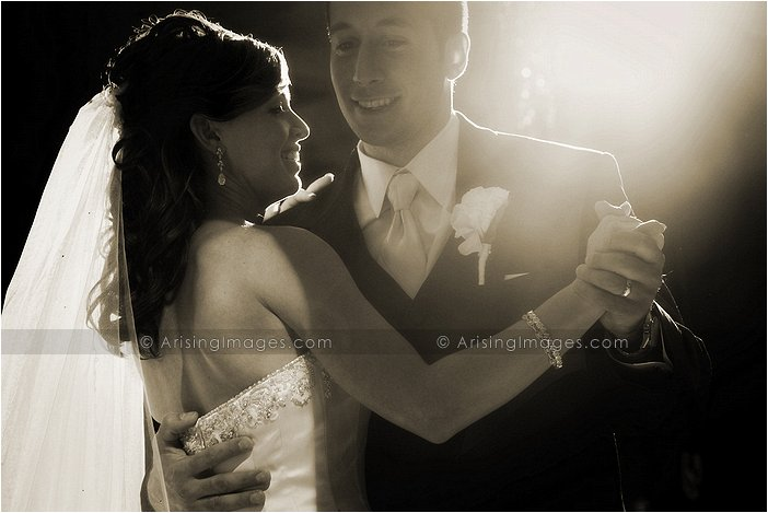 sweet wedding photography at italian american club, Mi