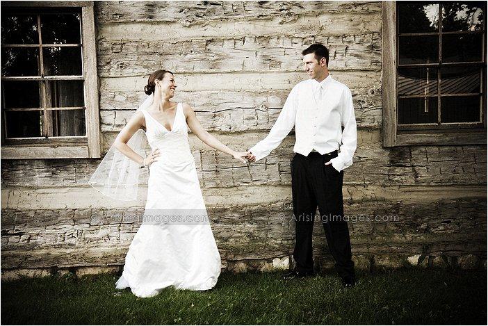 troy historic village wedding photography