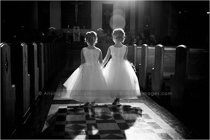 catholic wedding photography in mt clemens, mi