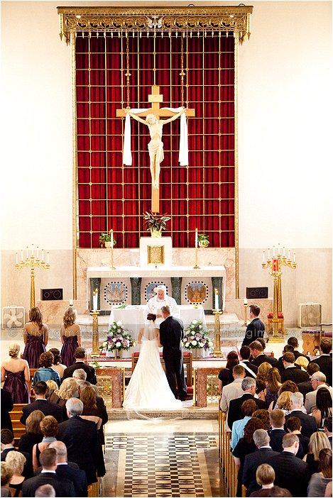 best catholic wedding photographer in michigan