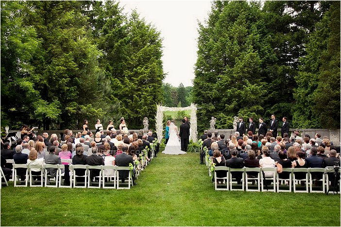 Michigan wedding photographers for Cranbrook House - Arising Images