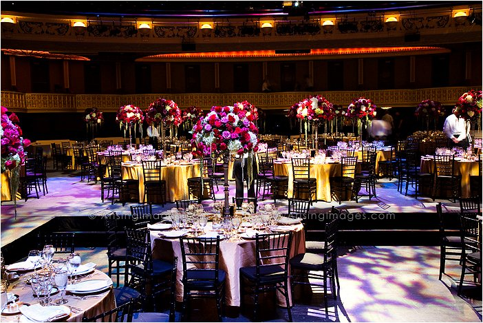 Wedding Photography At The Detroit Opera House Michigan