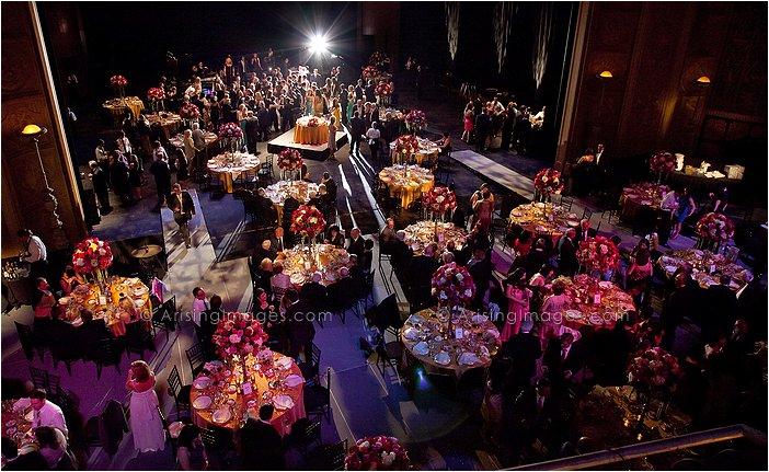 Beautiful Wedding Photography At Detroit Opera House