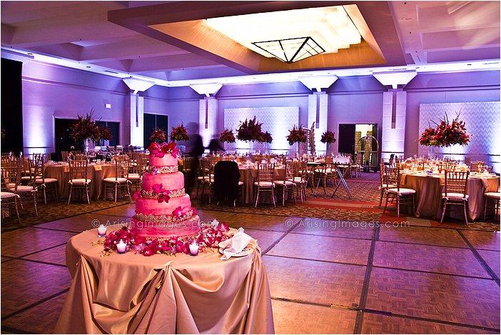 hyatt dearborn, michigan indoor wedding reception photography