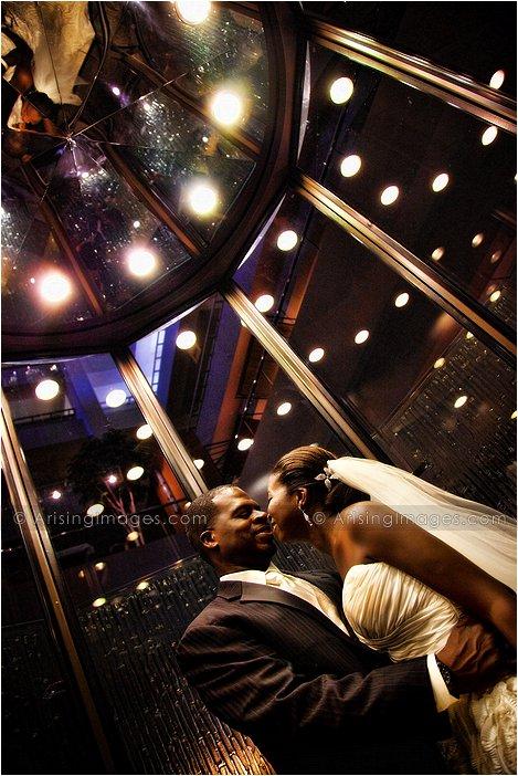 lovely wedding photography at the hyatt dearborn, Mi