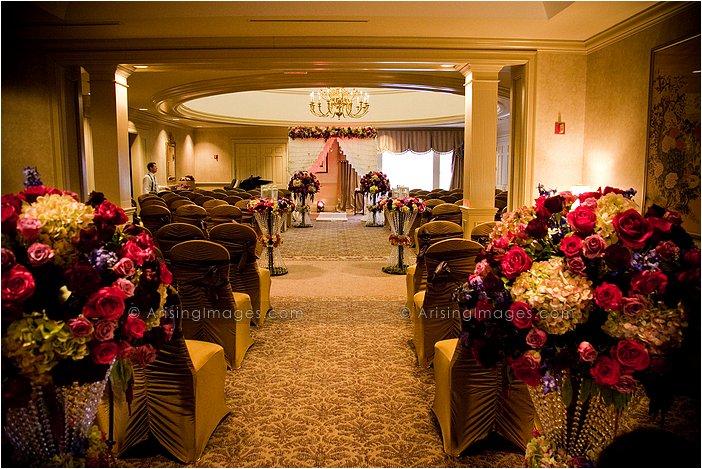 elegant knollwood country club wedding ceremony photography