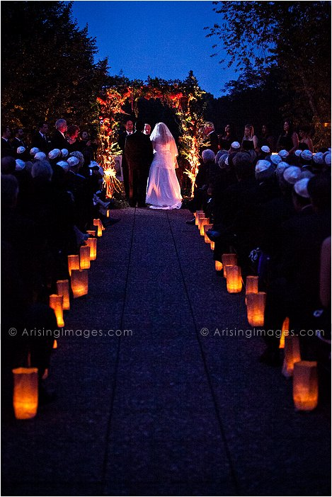 stunning outdoor wedding photography at knollwood country club, MI
