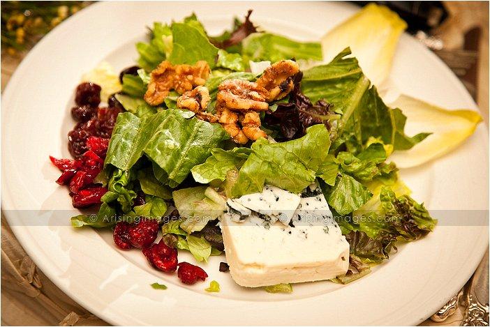 knollwood country club, Mi amazing salad photography