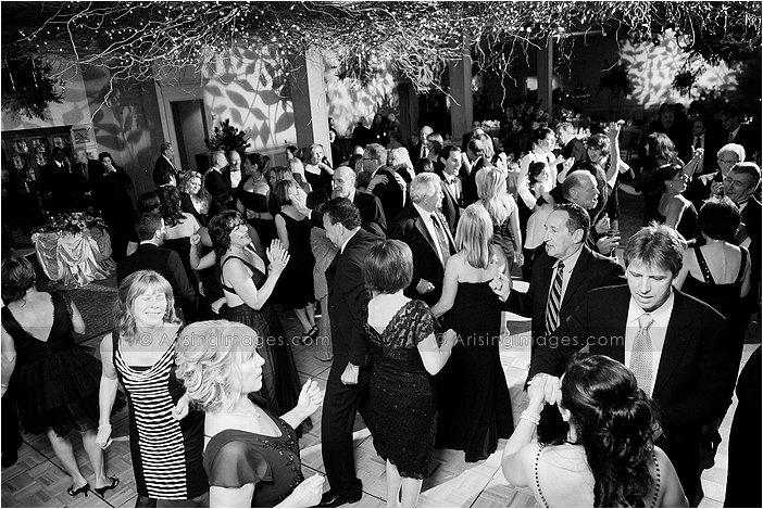 knollwood country club, Mi dance floor photograph