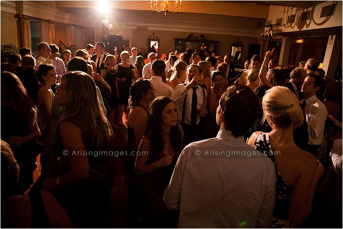orchard lake country club michigan wedding dance floor